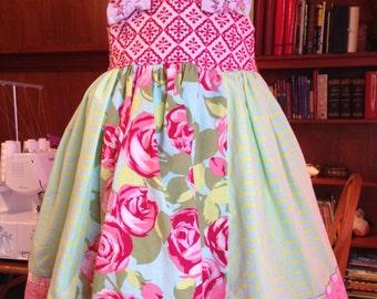 Amy Grace Knot Dress Size 2