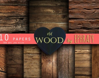 30% OFF AND MORE. Wood Digital Paper. Old wood digital paper. Wood backgrounds. Wood paper. Wood texture. Digital paper wood. Digital paper