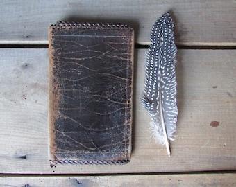Vintage Men's Leather Billfold or Wallet