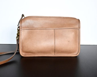 hermes birkin 25 price - Vintage British Tan Coach City Bag Cross by HappySheepBoutique