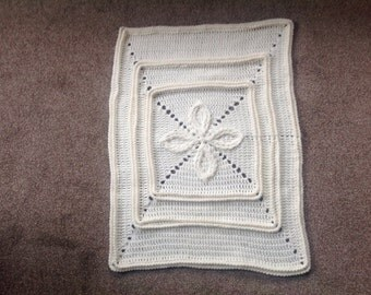 Carry cot blanket
