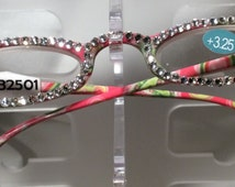 3.25 Swarovski Crystal Reading Glasses FREE SHIPPING