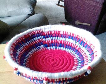Fourth of July Basket