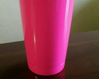 Yeti Rambler 20 oz. Sassy pink