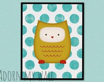 20% OFF Owl nursery print, owl nursery, owl nursery art, nursery decor, nursery art, owl nursery decor owl nursery print owl decor owl print