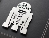 R2-D2 Sihouette (Unframed)