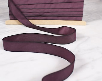 10 m tape 20mm, polyester, violet (0641)