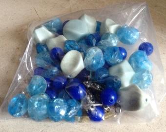Various Loose Vintage Beads