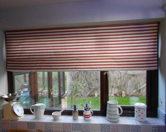 Own Fabric Roman Blind Making Service