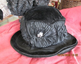 Vintage Edwardian Hat Downton Abbey Style