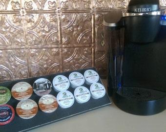 Custom made K Cup holder