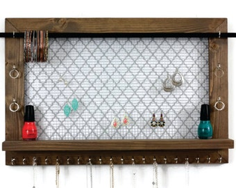 Home Decor - Jewelry Organizer