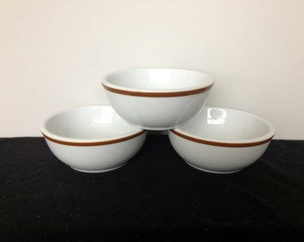 Vintgate Rego Restaurantware Cereal Bow l - 3 Available