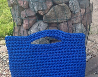 Crochet handmade bag