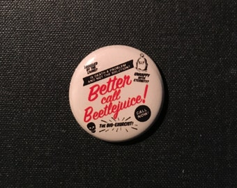 1 inch | Better Call Beetlejuice
