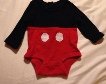 Micky Mouse costume