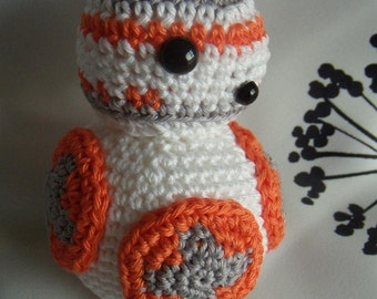 BB8 robot from Star Wars to hook