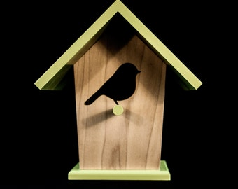 Indoor Decorative Birdhouse