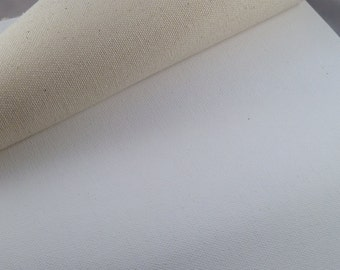Cotton Canvas Pad 10 sheets