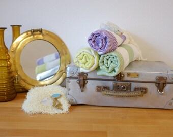 Opening Sale %40 OFF Peshtemal, Turkish Towel, Bath, Beach, Spa, Yoga, Shawl, Pareo, Linen Towel, Beach Fouta