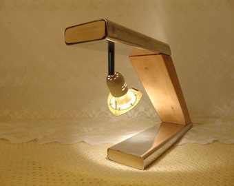 Upcycled - Repurposed Lamp