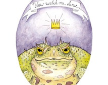 Prince Horny Toad