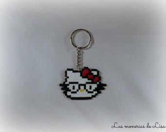 Hello Kitty Keychain