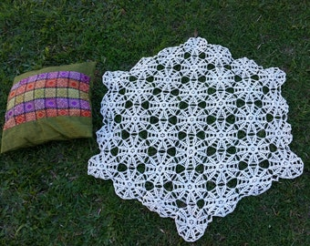 Super Large Vintage Doily
