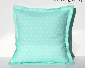 Envelope Cushion Cover - Mint