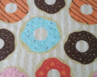 Donuts! Donuts! Donuts! Swaddle Blanket