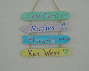 Key West -yellow-