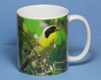 Common Yellowthroat Coffee Mug