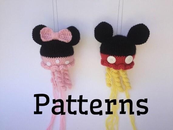 Mickey and Minnie Jellyfish Bundle
