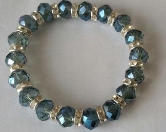 Swarovski Crystal Bracelet (Stretch)