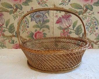 French Vintage Basket