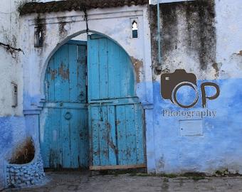 The Blue City (Morocco)