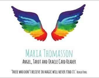 1 Card Angel, Tarot, Oracle Spread