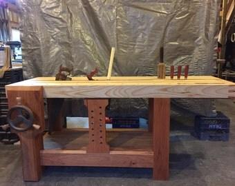 Split-Top Roubo Workbench