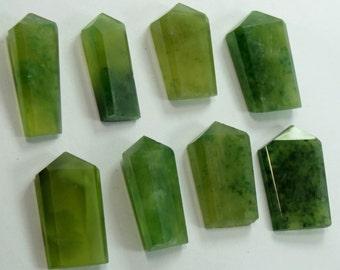 8 Pieces Hydrograsuller Garnet Crystals
