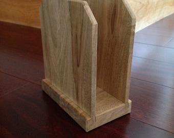 Wood Napkin Holder (maple)