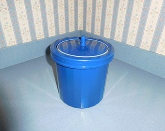 Tupperware Insulate Ice Bucket in Blueberry