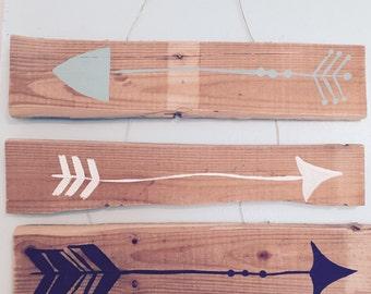 Pallet arrows
