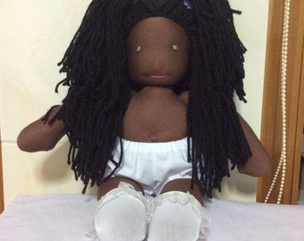 Girl 16'' Waldorf doll