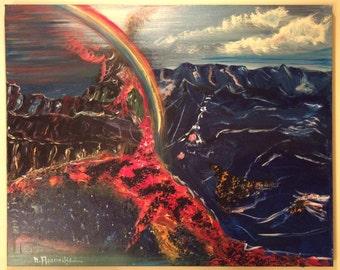 Vulcanic Rainbow