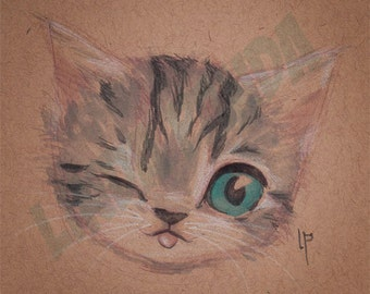Winky Kitty