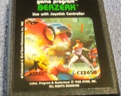 Berzerk cartridge Atari 2600