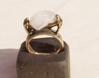 silver ring handmade swissmade