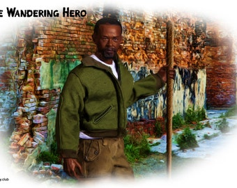 The Wandering Hero...from the Walking Dead