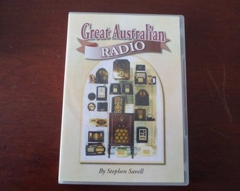 Great Australian radio the famous double Dvd movie !