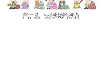 Teacher Notepad